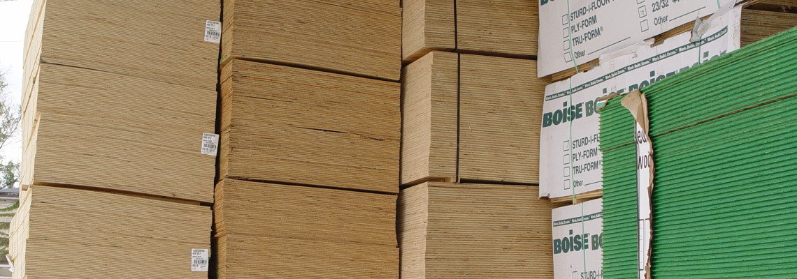 Building Materials - Hillside Lumber